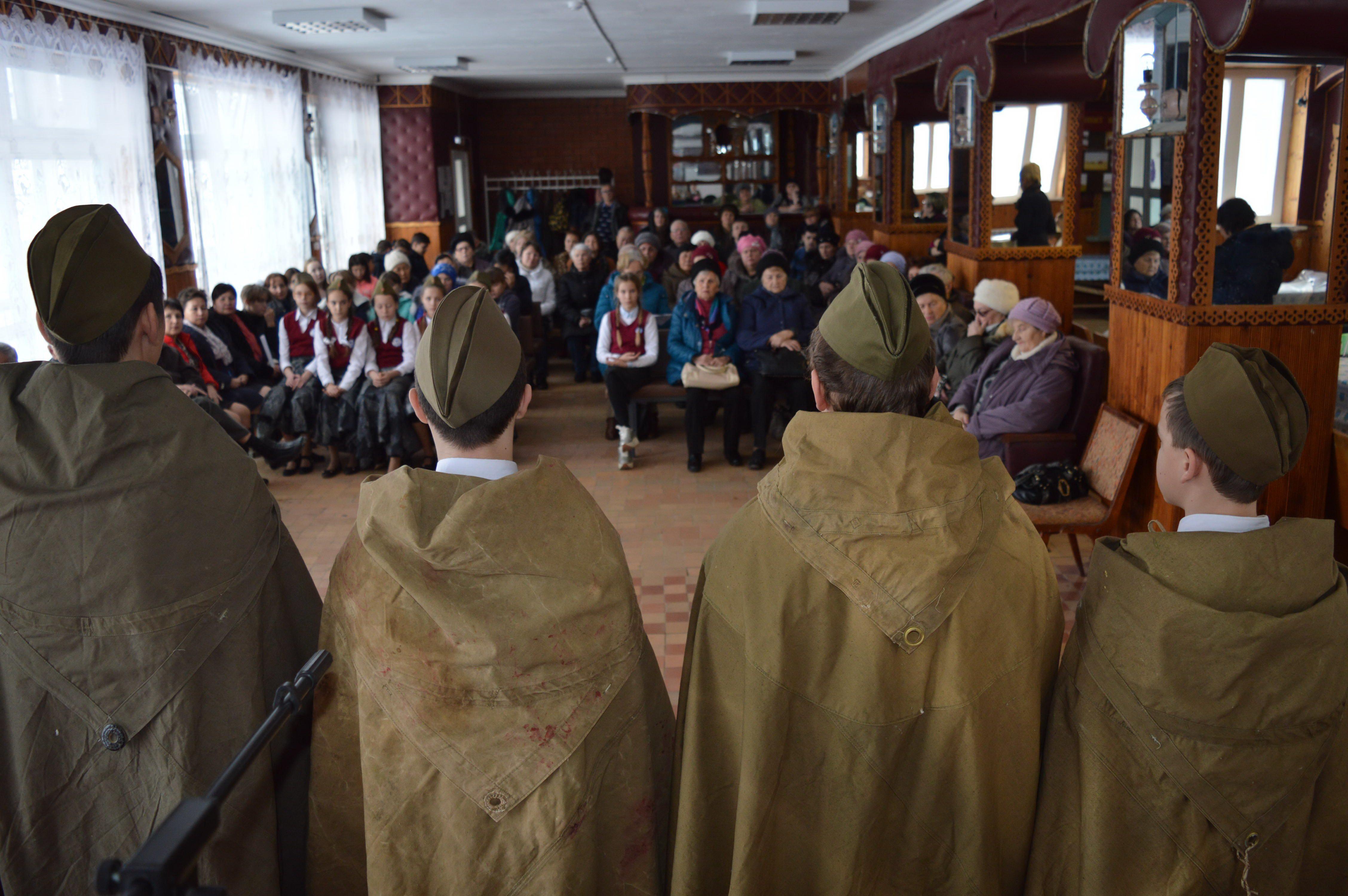 Памятник жертвам Холокоста в Калмыкии